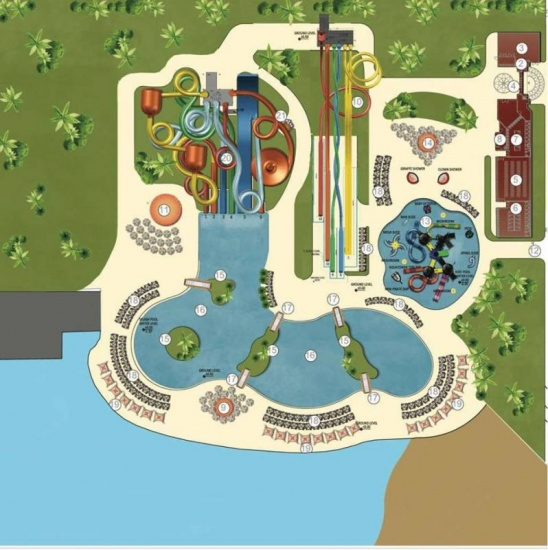 Tajikistan builds Central Asia's largest water park