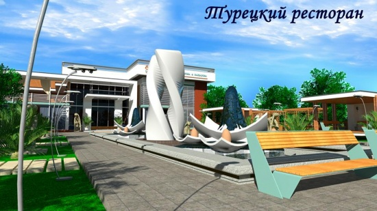 Сохтмони тарабхонаҳои бразилиягӣ, туркӣ ва миллӣ дар Душанбе