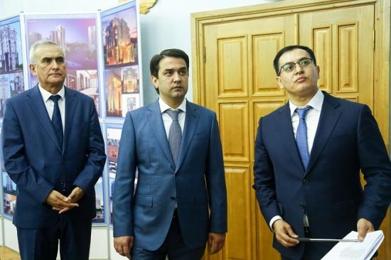 Дар Душанбе давоми ду соли оянда 9 меҳмонхонаи замонавӣ бунёд мегардад