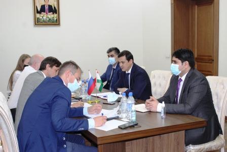 Челябинская область готова к сотрудничеству  в сфере строительства Республики Таджикистан